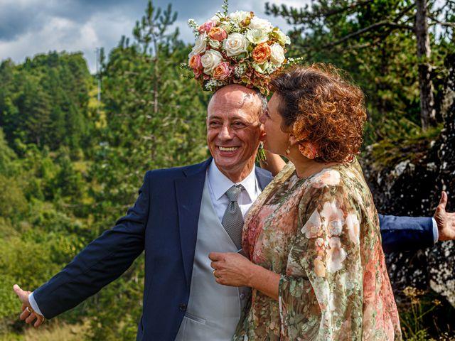 Le nozze di Arianna e Angelino