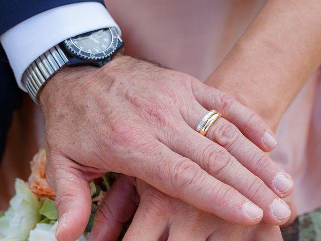 Il matrimonio di Angelino e Arianna a Rovegno, Genova 8