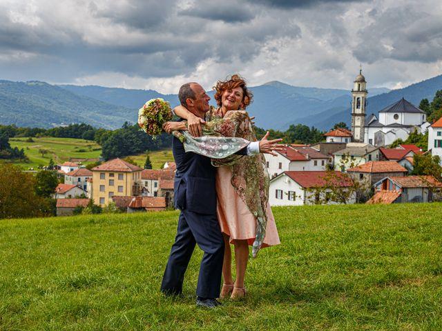 Il matrimonio di Angelino e Arianna a Rovegno, Genova 11