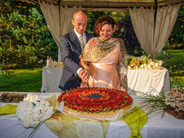 Il matrimonio di Angelino e Arianna a Rovegno, Genova 20