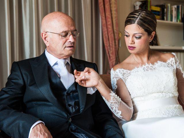 Il matrimonio di Fabiola e Maurizio a Villa San Giovanni, Reggio Calabria 12
