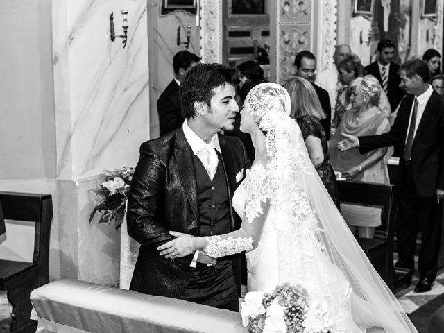 Il matrimonio di Fabiola e Maurizio a Villa San Giovanni, Reggio Calabria 14