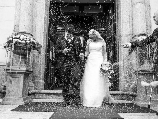 Le nozze di Maurizio e Fabiola