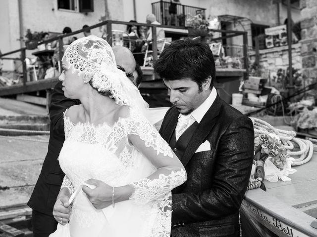 Il matrimonio di Fabiola e Maurizio a Villa San Giovanni, Reggio Calabria 16