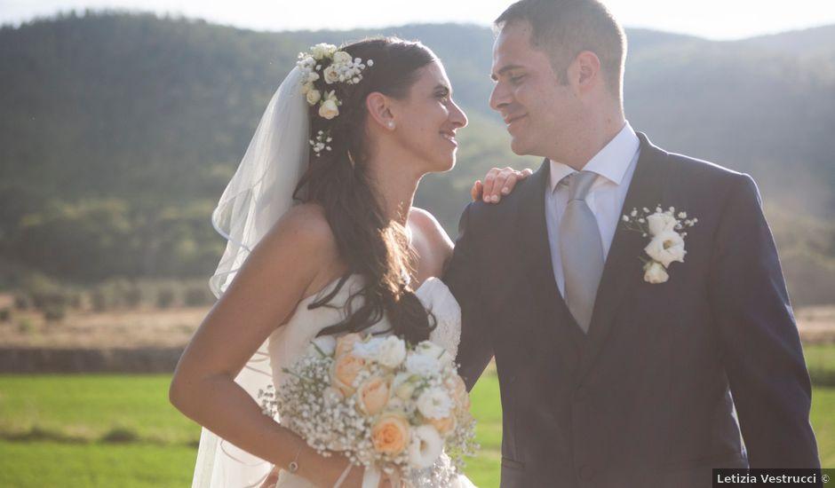 Il matrimonio di Antonio e Eleonora a Prato, Prato