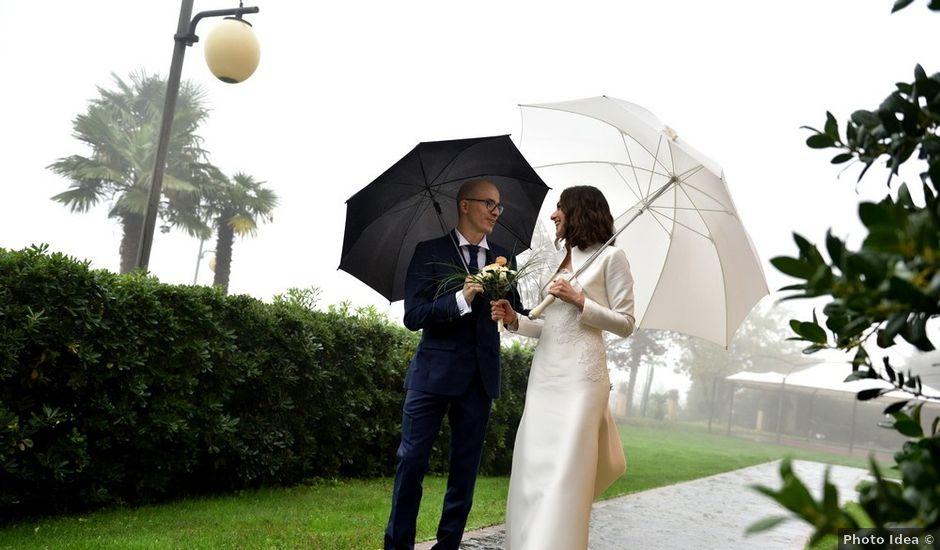 Il matrimonio di Giorgio e Ilaria a Cocconato, Asti