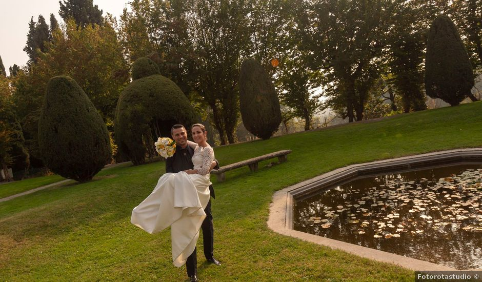 Il matrimonio di Fabrizio e Carlotta a Imbersago, Lecco