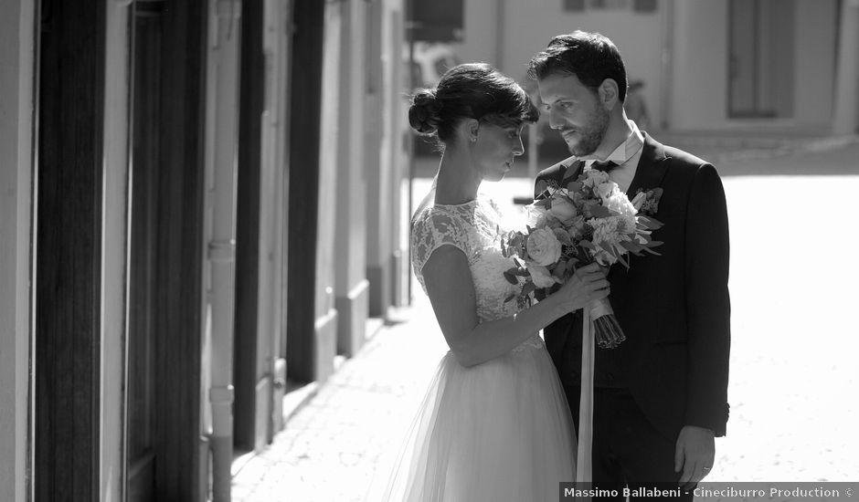 Il matrimonio di Elena e Stefano a Correggio, Reggio Emilia
