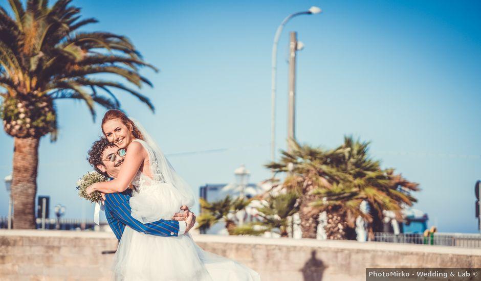 Il matrimonio di Davide e Anna a Bari, Bari
