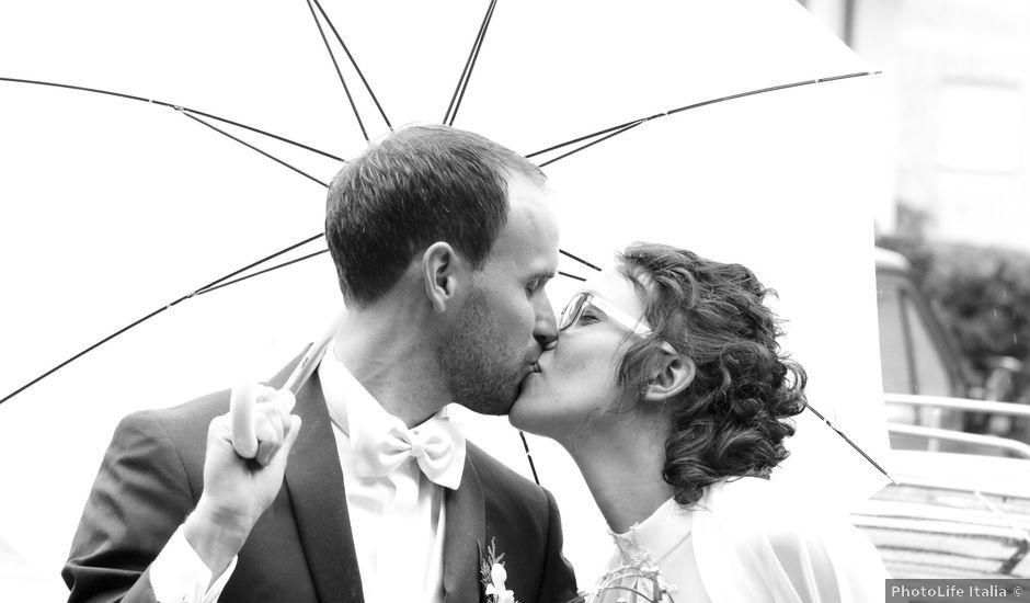 Il matrimonio di Giorgio e Valeria a Tavagnasco, Torino