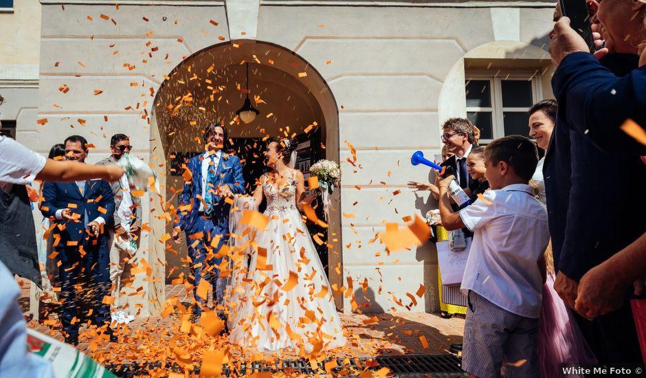 Il matrimonio di Giorgio e Anastasia a Andora, Savona