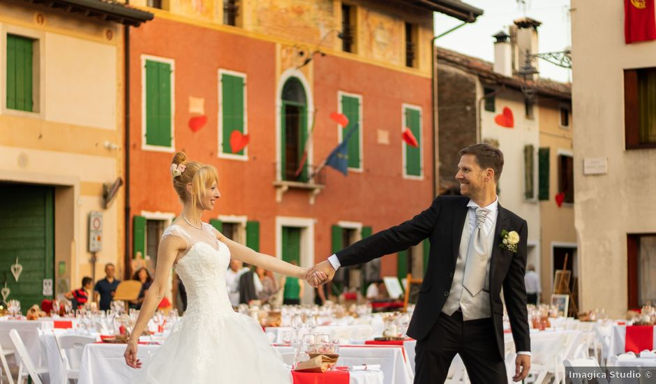 Il matrimonio di Sara e Sandro a Pordenone, Pordenone