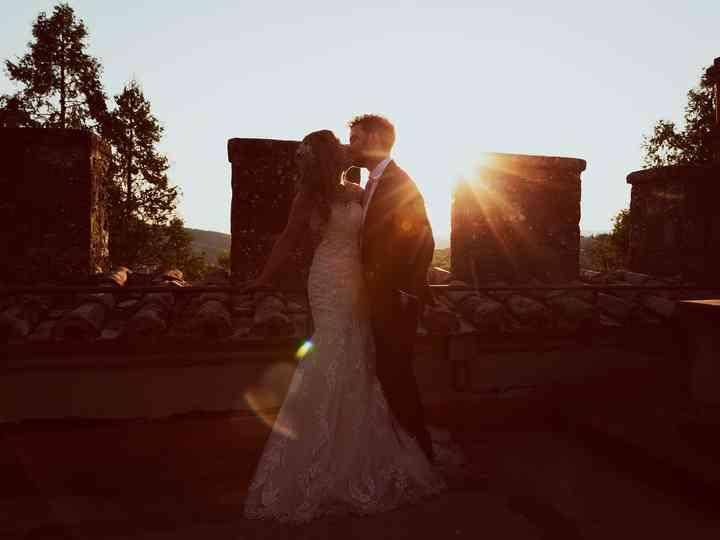 Le nozze di Guido e Alina