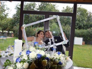 Le nozze di Pamela e Renato