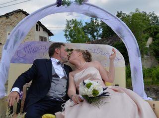 Le nozze di Irene e Maurizio