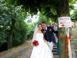 Le nozze di Davide e Monica