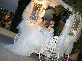 Le nozze di Claudia e Ivan