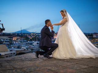 Le nozze di Olivia e Marco