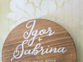 Le nozze di Sabrina  e Igor  1