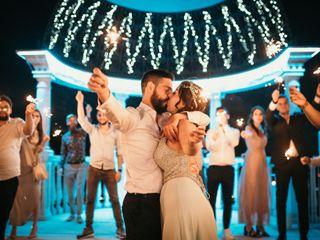 Le nozze di Sabrina  e Igor