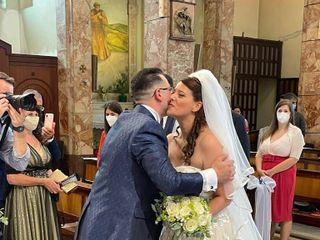 Le nozze di Chiara e Gerardo