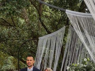 Le nozze di Serena  e Giuliano  1