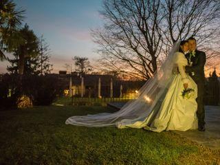 Le nozze di Erika e Francesco