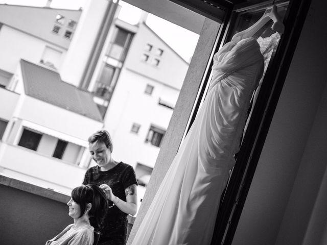 Il matrimonio di Alireza e Silvia a Monteveglio, Bologna 2