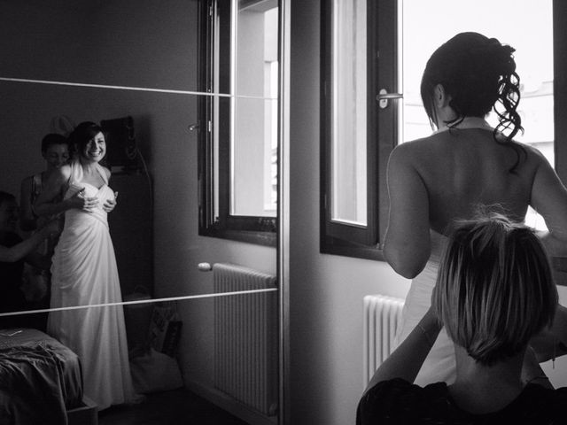 Il matrimonio di Alireza e Silvia a Monteveglio, Bologna 3