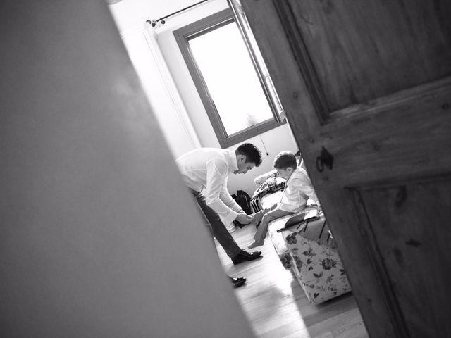 Il matrimonio di Alireza e Silvia a Monteveglio, Bologna 6