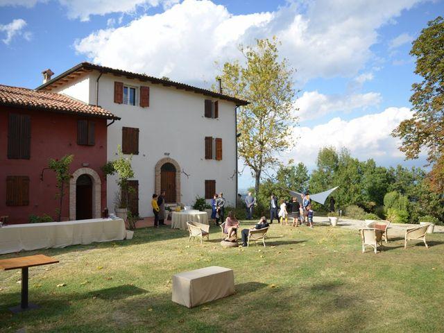 Il matrimonio di Alireza e Silvia a Monteveglio, Bologna 8