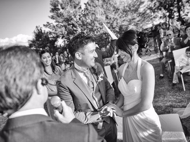 Il matrimonio di Alireza e Silvia a Monteveglio, Bologna 12