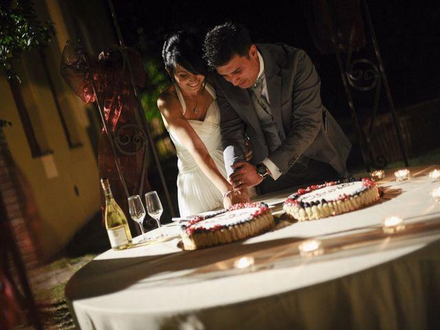 Il matrimonio di Alireza e Silvia a Monteveglio, Bologna 20