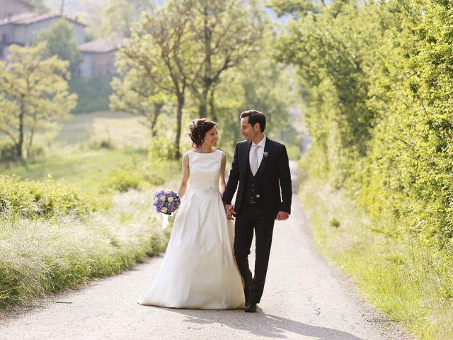 Le nozze di Elisabetta e Cristian