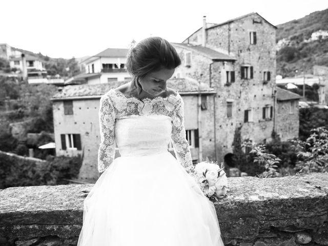 Il matrimonio di Luca e Evelina a Sanremo, Imperia 4