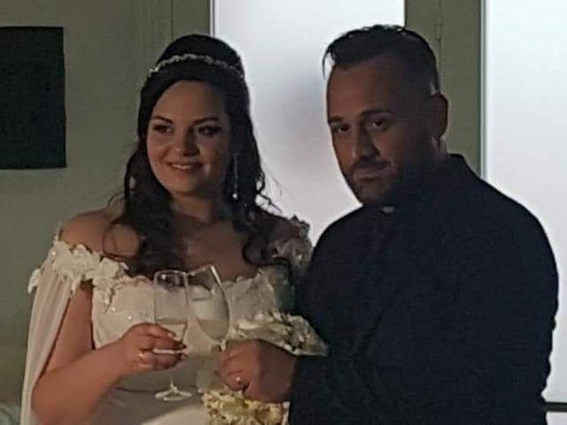 Il matrimonio di Pietro e Anna a Cardito, Napoli 1