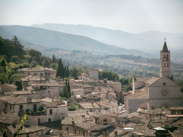 Il matrimonio di Daniele e Daria a Assisi, Perugia 21