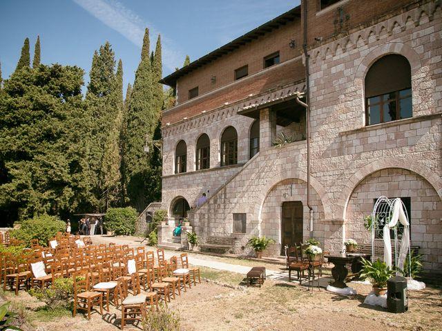 Il matrimonio di Daniele e Daria a Assisi, Perugia 22