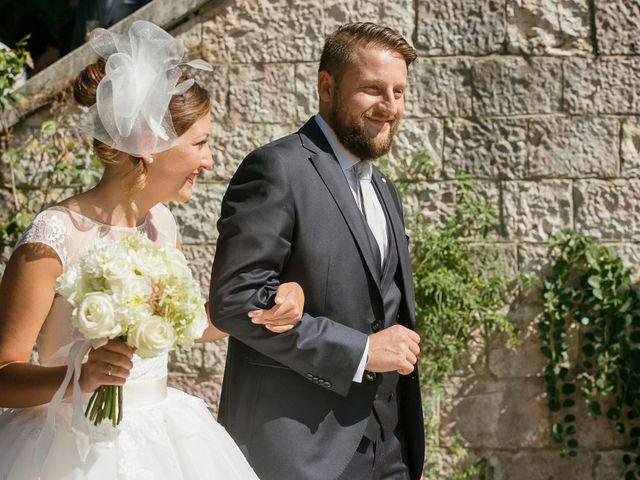 Il matrimonio di Daniele e Daria a Assisi, Perugia 30