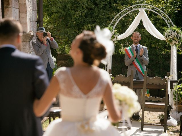 Il matrimonio di Daniele e Daria a Assisi, Perugia 32