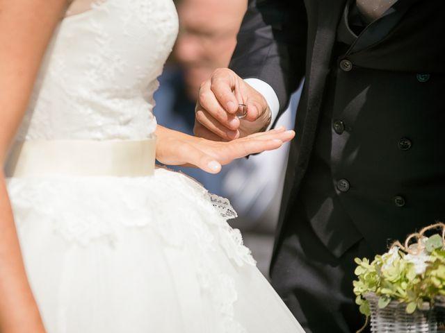 Il matrimonio di Daniele e Daria a Assisi, Perugia 36