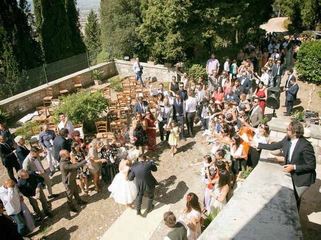 Il matrimonio di Daniele e Daria a Assisi, Perugia 41