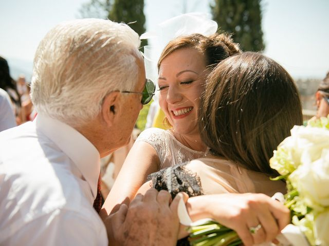 Il matrimonio di Daniele e Daria a Assisi, Perugia 45
