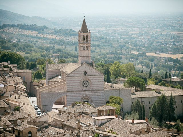Il matrimonio di Daniele e Daria a Assisi, Perugia 47