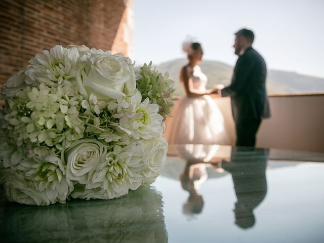 Il matrimonio di Daniele e Daria a Assisi, Perugia 48