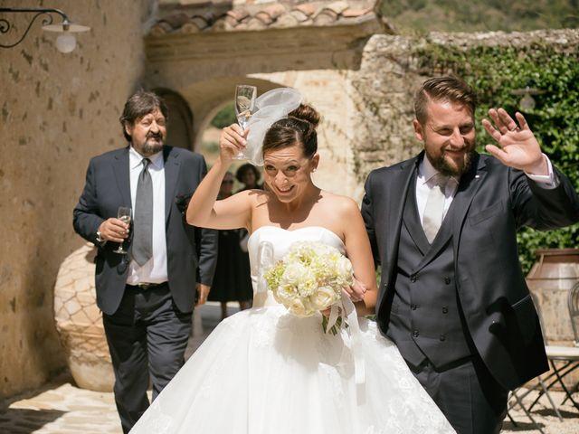 Il matrimonio di Daniele e Daria a Assisi, Perugia 58