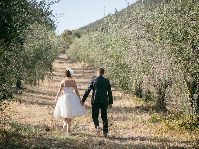 Il matrimonio di Daniele e Daria a Assisi, Perugia 79