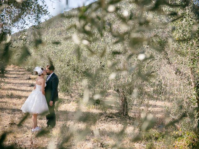 Il matrimonio di Daniele e Daria a Assisi, Perugia 80