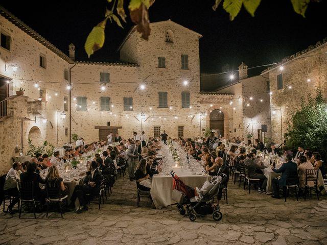 Il matrimonio di Daniele e Daria a Assisi, Perugia 85