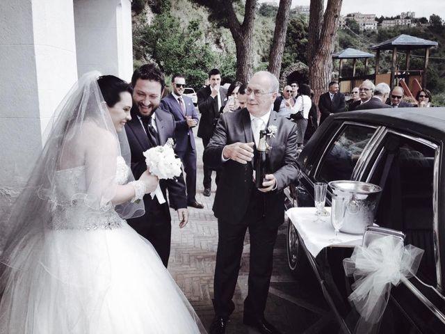 Il matrimonio di carmen e armando  a Cetraro, Cosenza 89